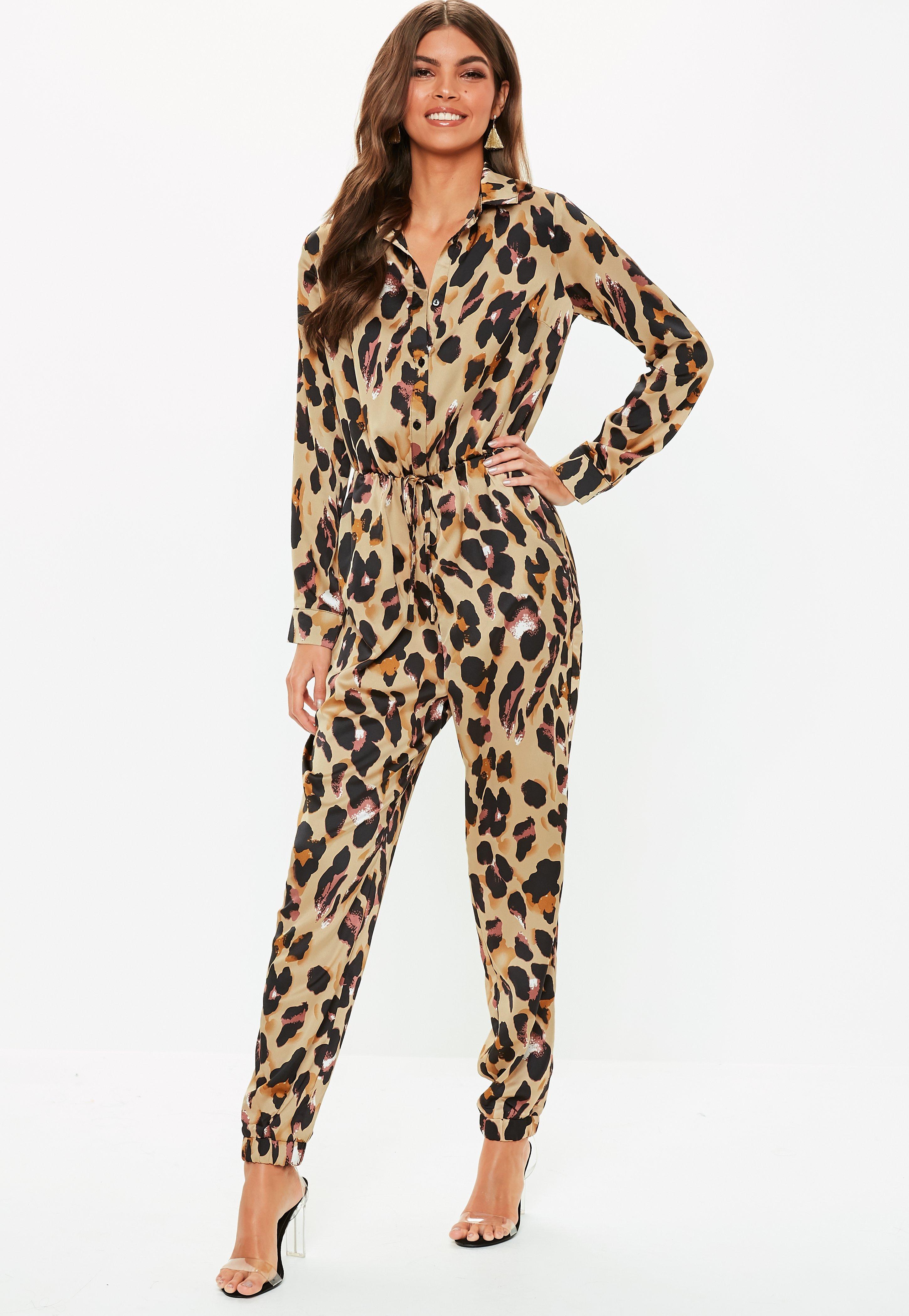 Leopard Print Dresses  b019312f7