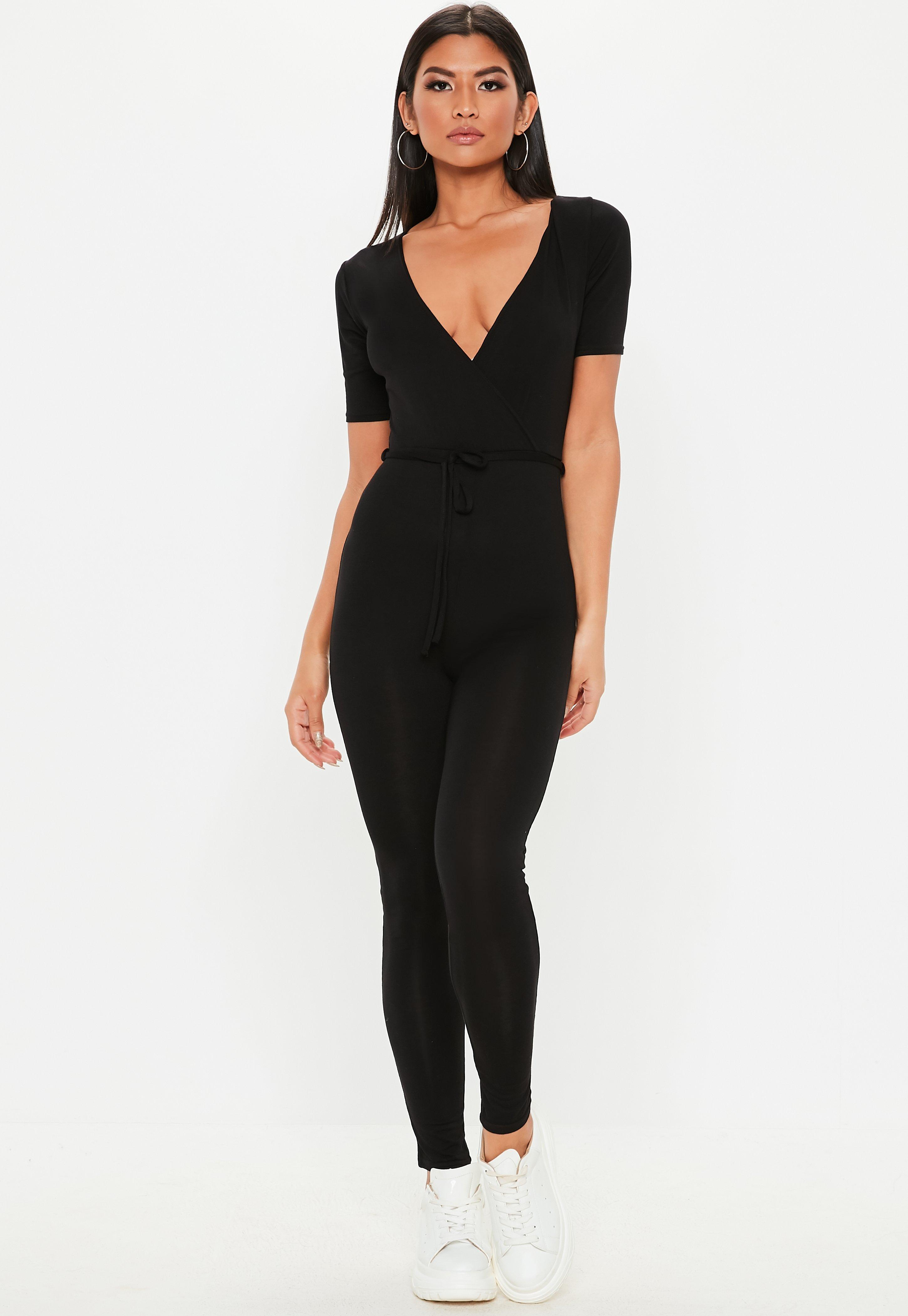 Evening Jumpsuits Going Out Dressy Jumpsuits Missguided