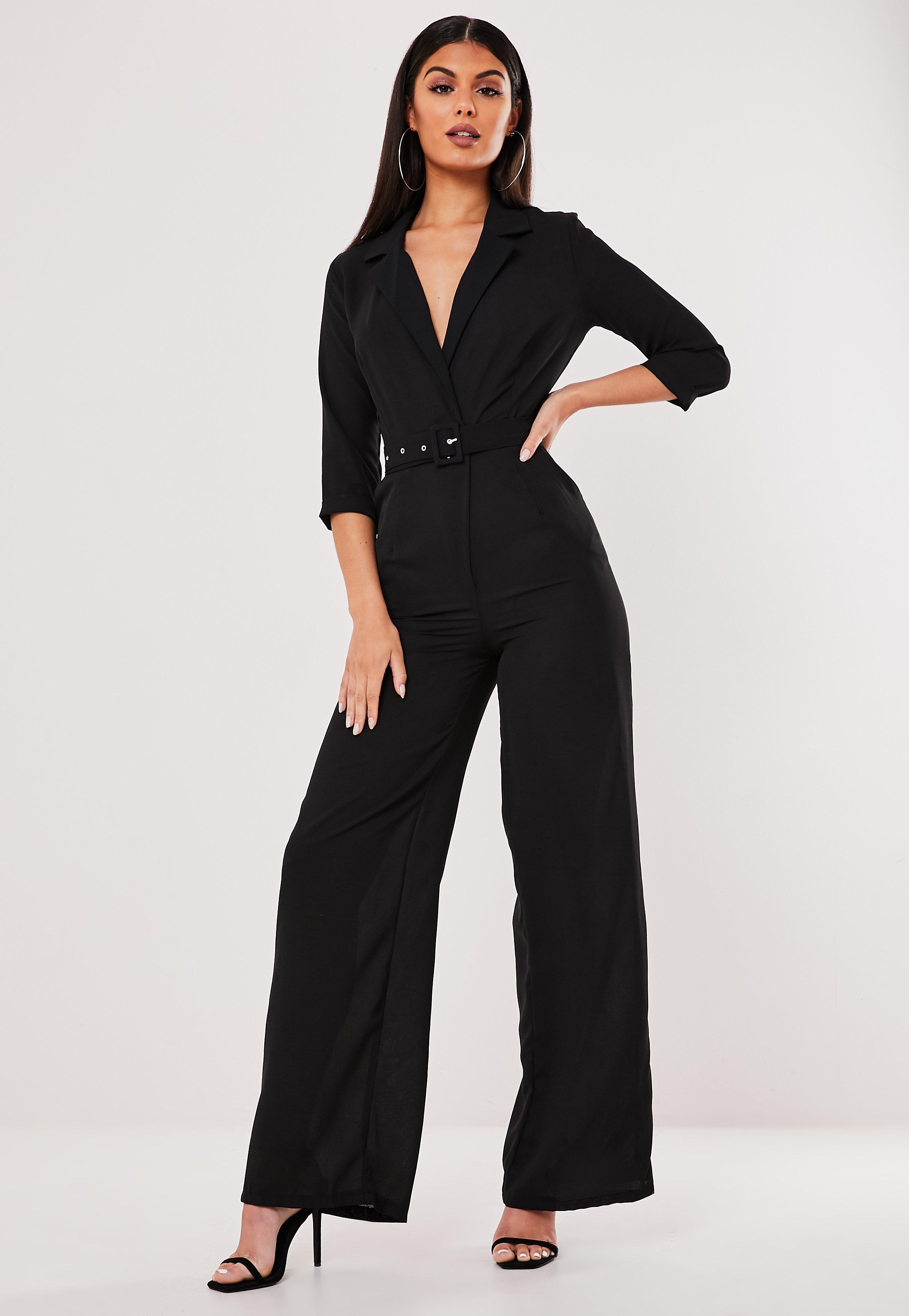 5ea89da74c5 Long Sleeve Jumpsuits - Missguided Australia