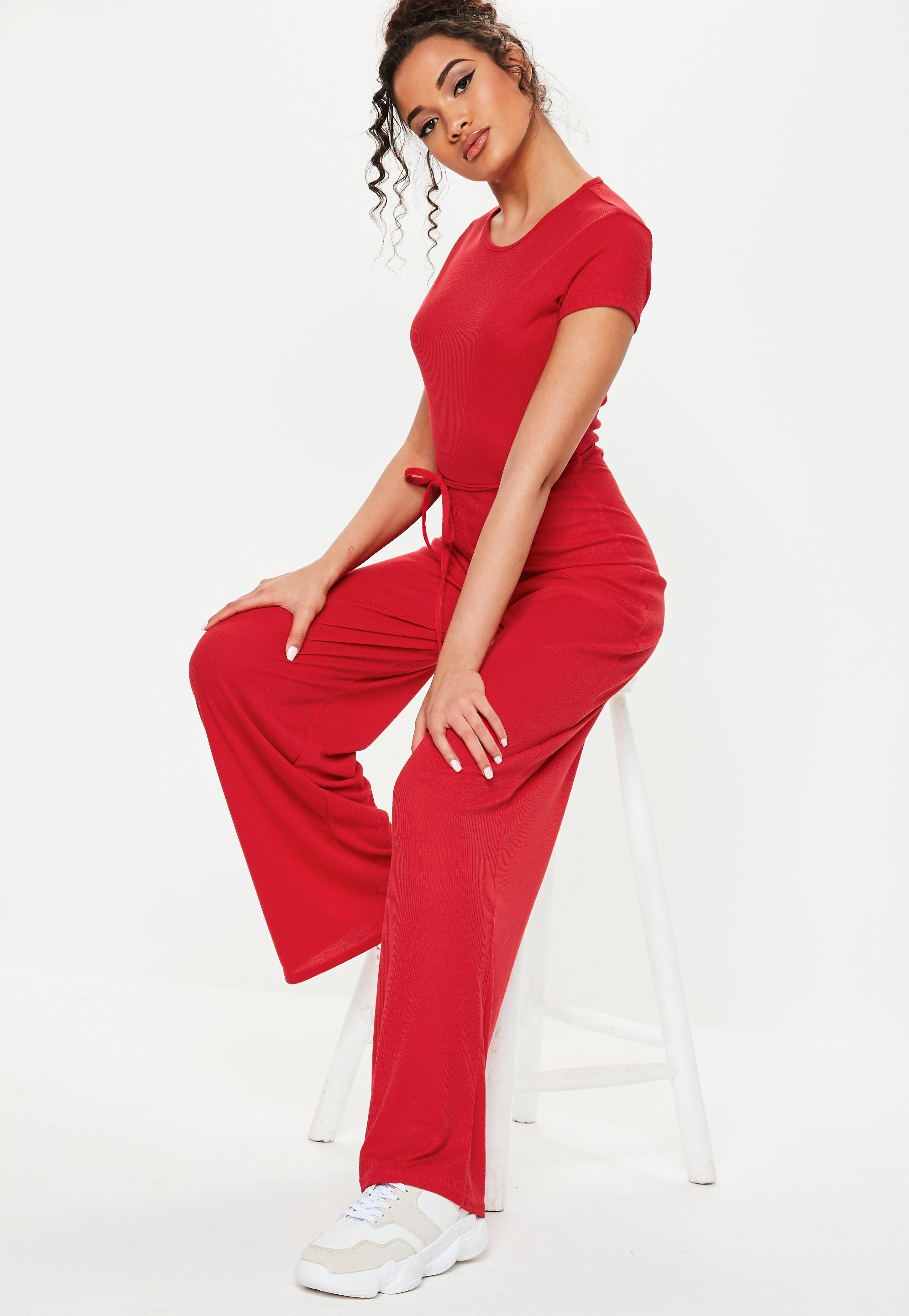 eb74647bb98 Wide Leg Jumpsuits - Missguided
