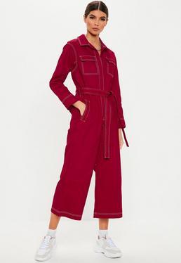 4a962640d59 Culotte Jumpsuits - Women s Cropped Jumpsuits