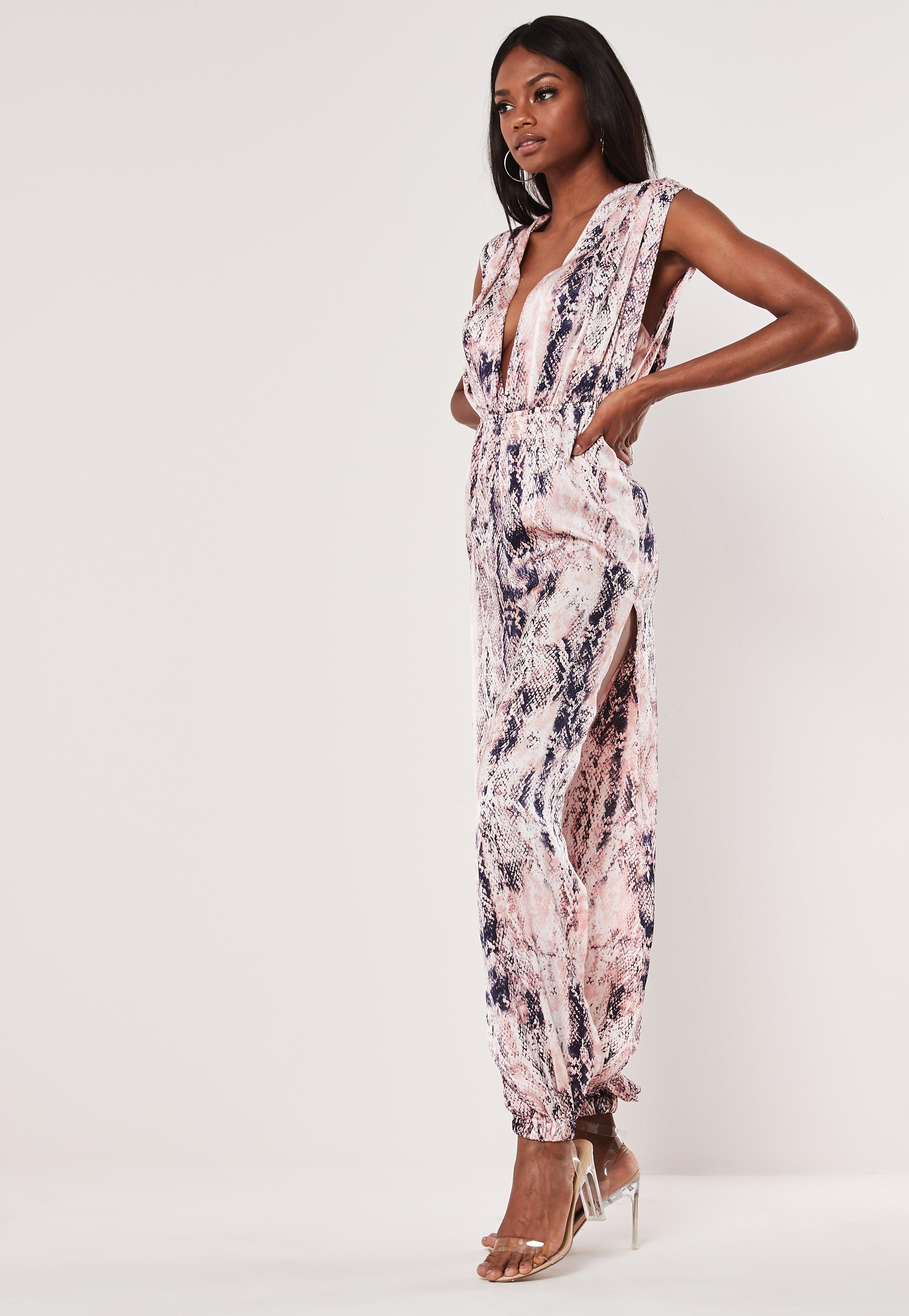 6a7188dab927 Evening Jumpsuits