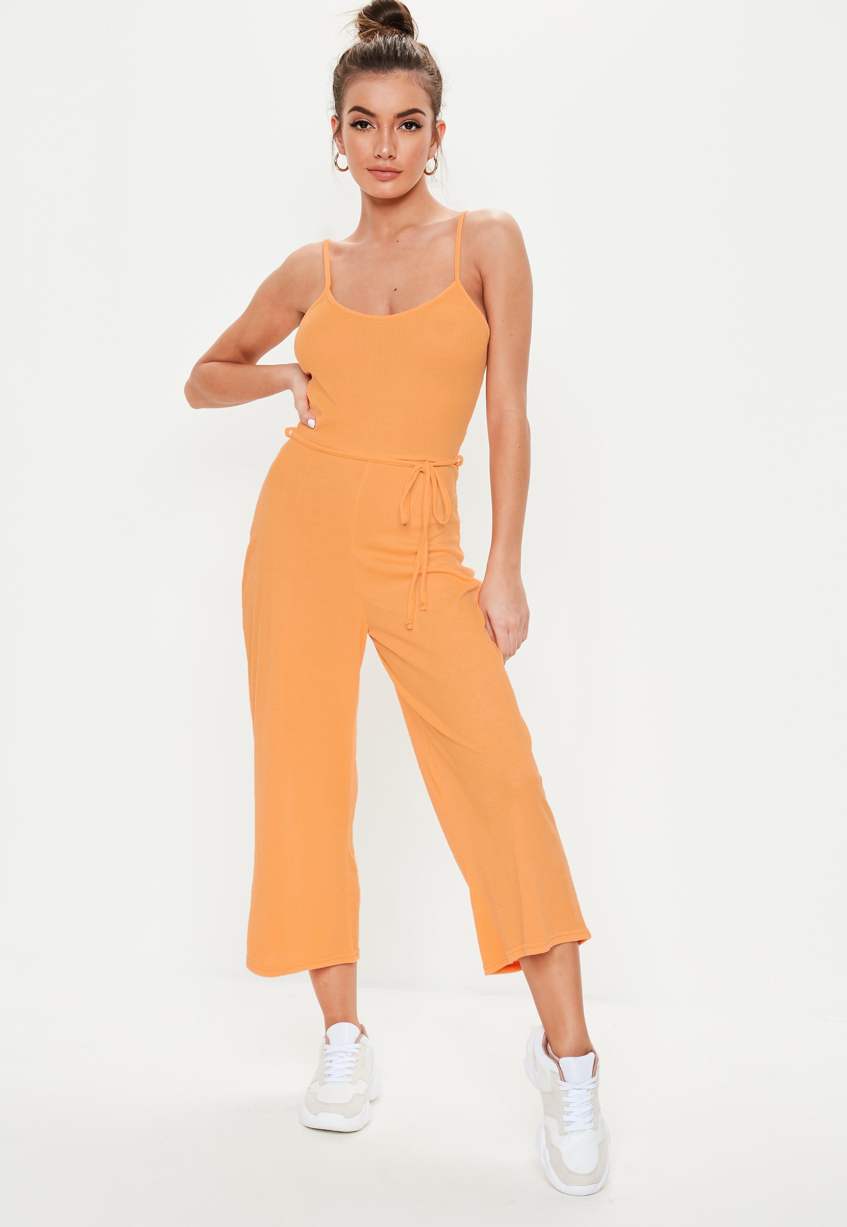 b560be7e7f5c Culotte Jumpsuits - Women s Cropped Jumpsuits