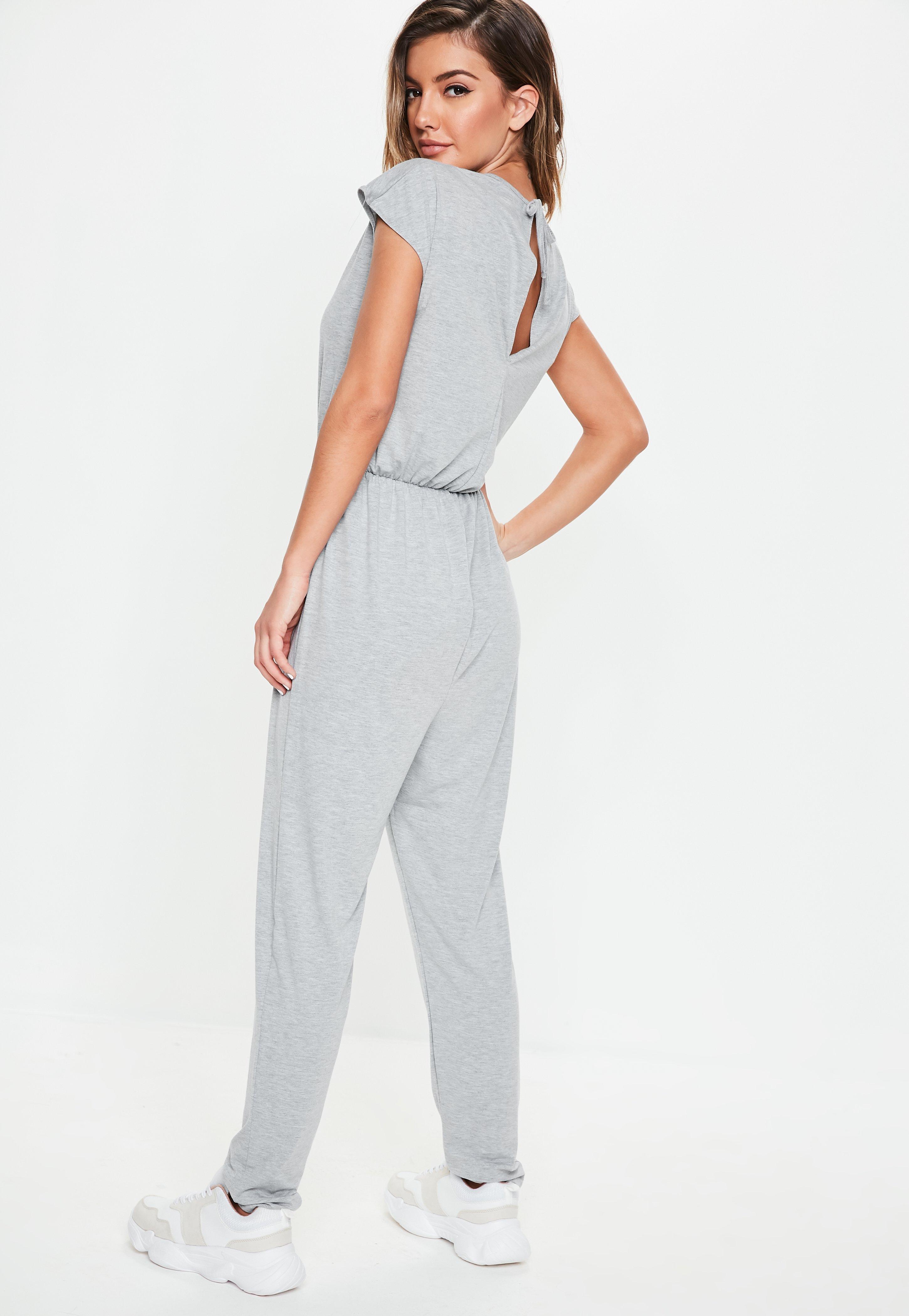 158ebed9cbb7 Grey Jumpsuits