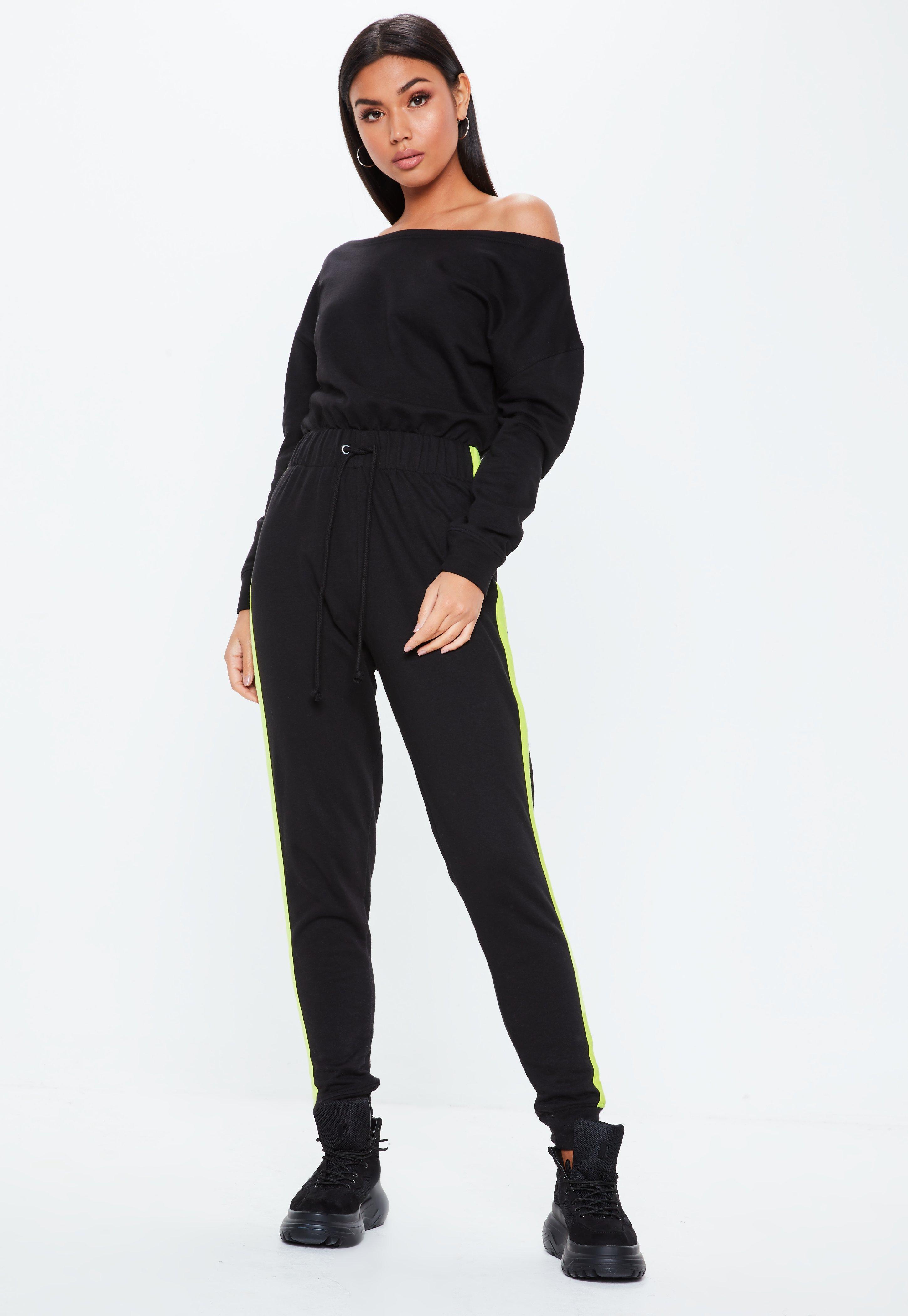64985a3c5e6 Black Jumpsuits