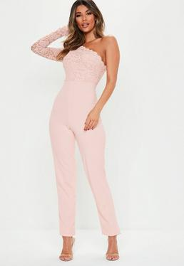df428d7c0fae Rose Pink Jumpsuits · Neon Pink