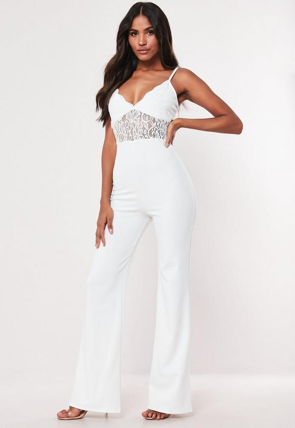 aa04751c8cb ... Strappy Split Leg Jumpsuit. Previous Next