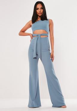 6e6e064d6f2 Off The Shoulder Jumpsuits - Off The Shoulder Jumpsuits - Missguided