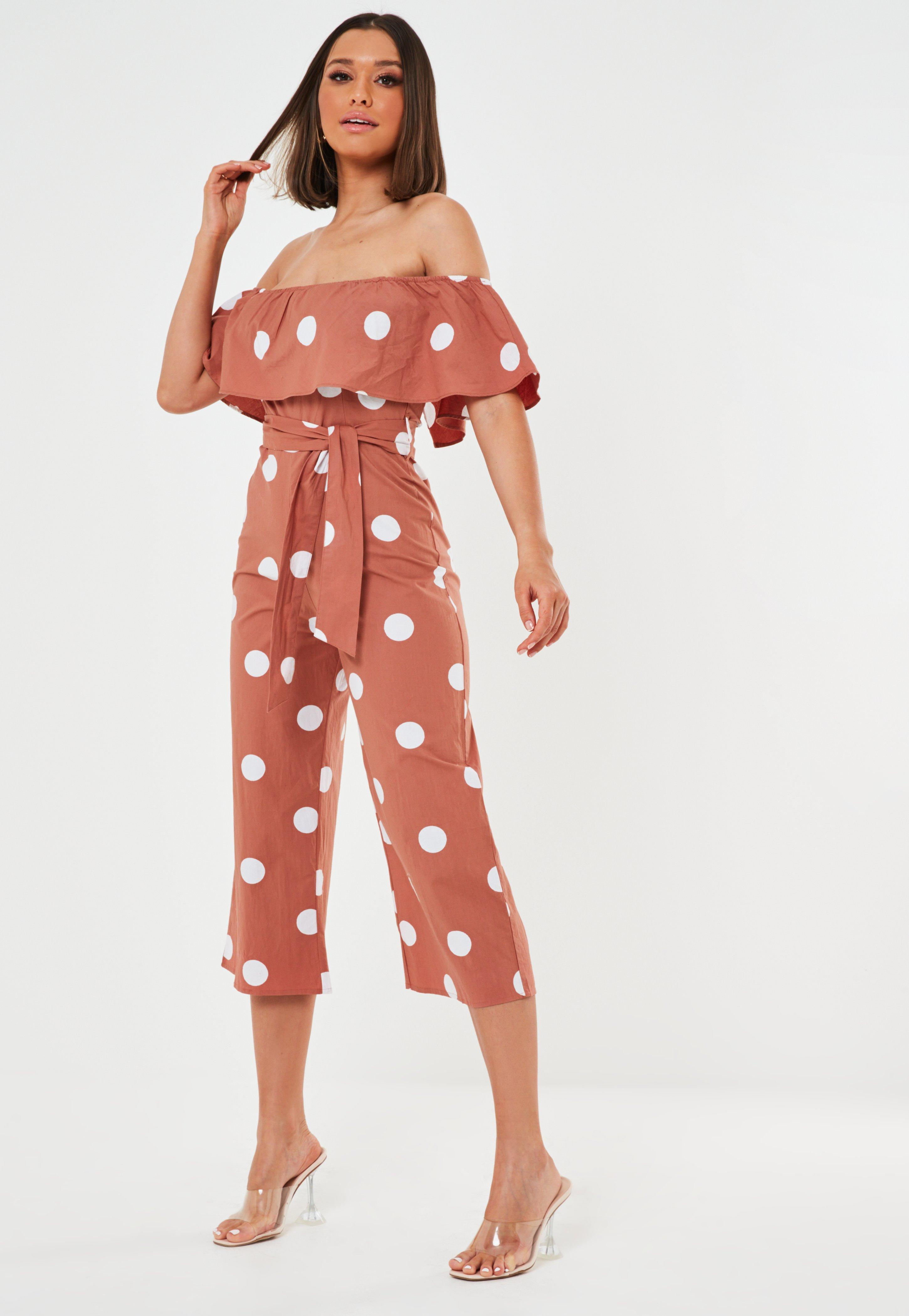 6ec4bf8f04c3 Wide Leg Jumpsuits | Flared Jumpsuits UK | Missguided
