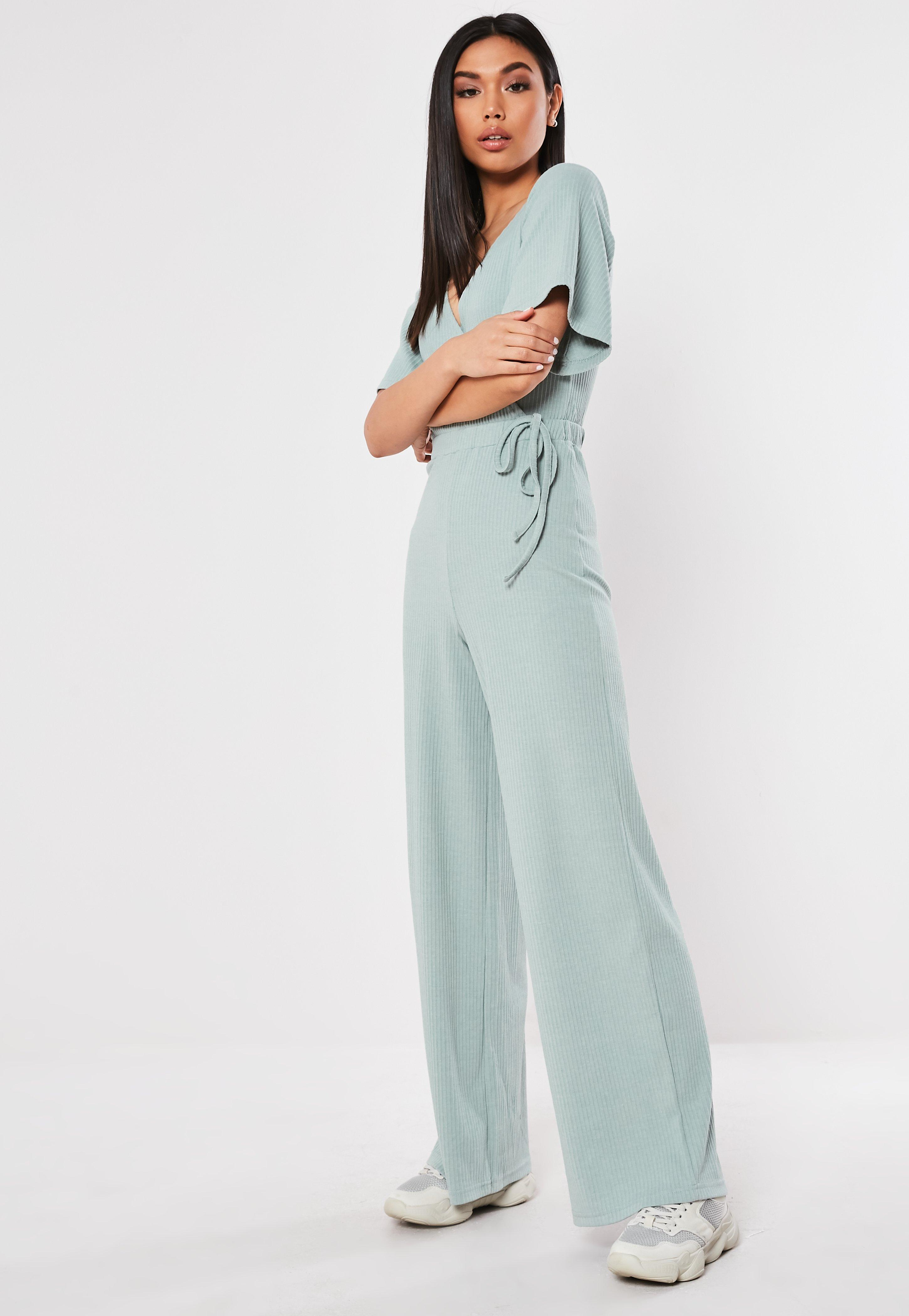 7dd2cc3030 Dressy Jumpsuits - Evening Jumpsuits | Missguided