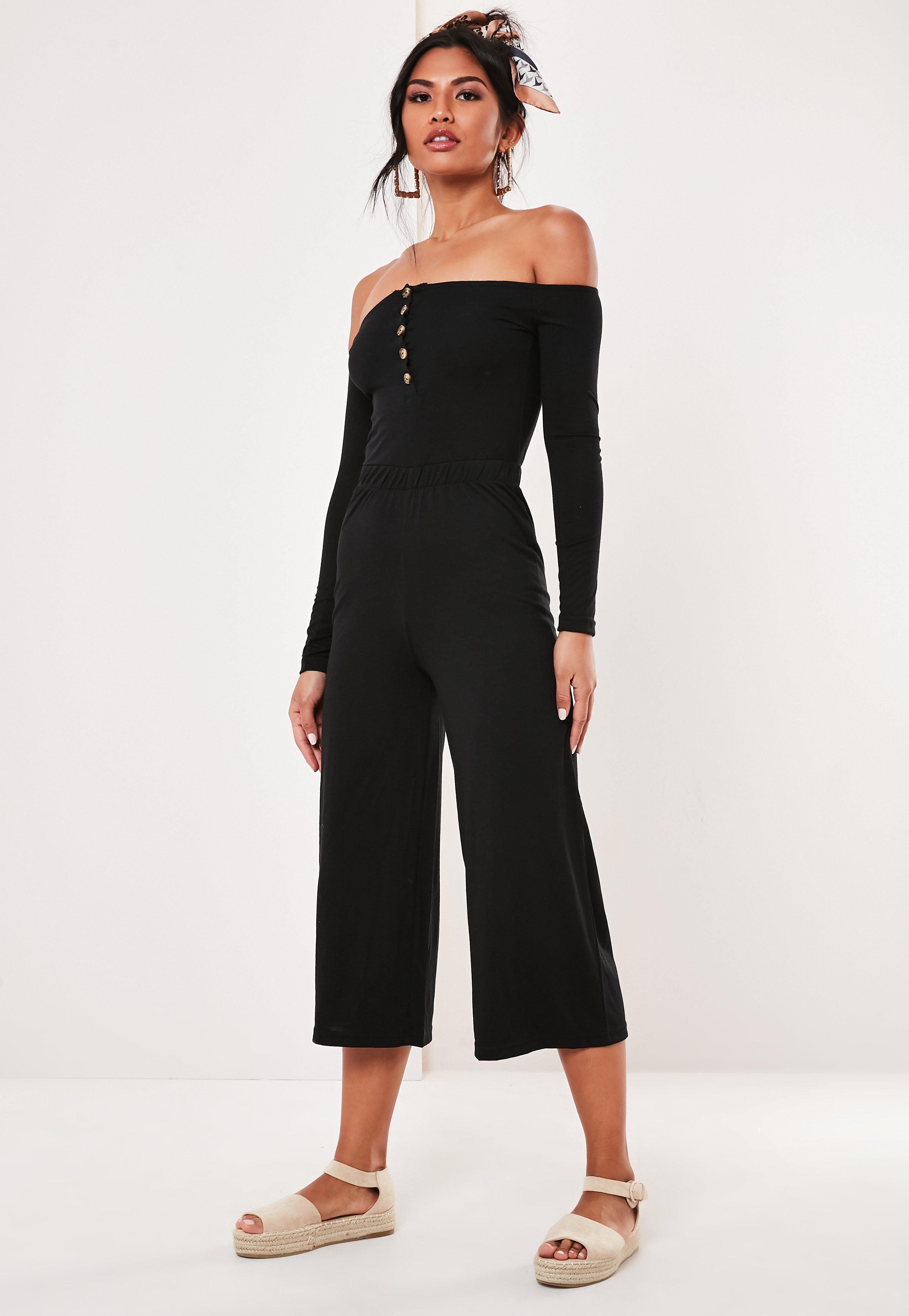 077a9be236 Black Jumpsuits