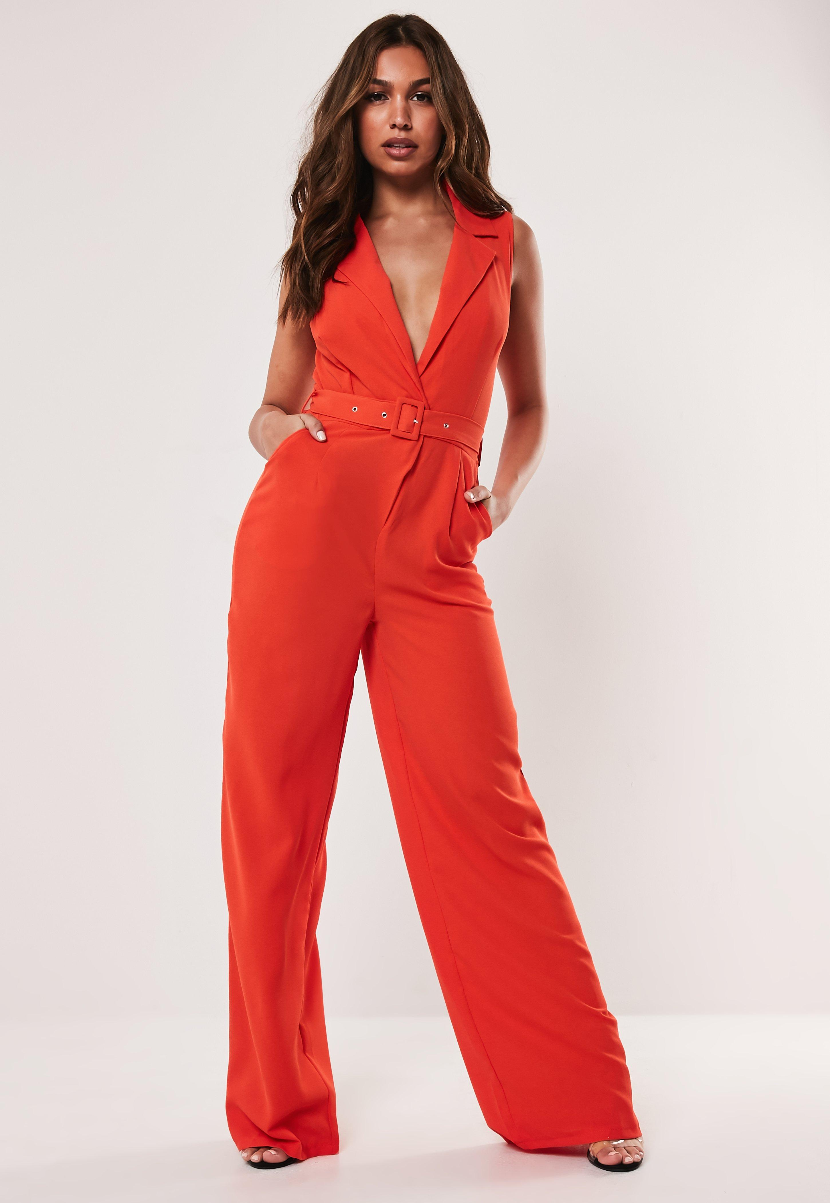 d550a65f2db549 Evening Jumpsuits   Going Out Jumpsuits   Missguided