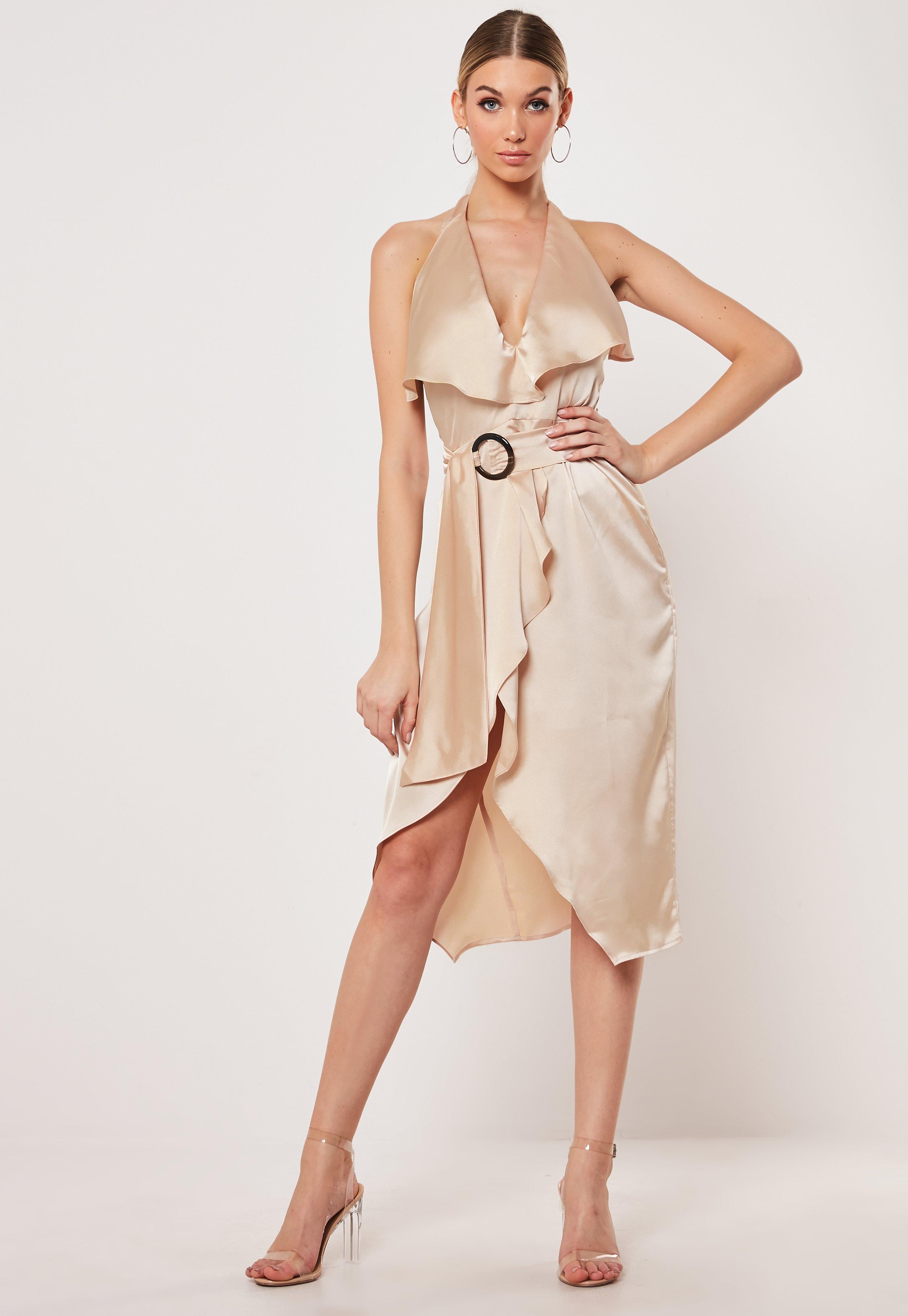 93a22ce003ba Gold Dresses | Rose Gold & Bronze Dresses - Missguided
