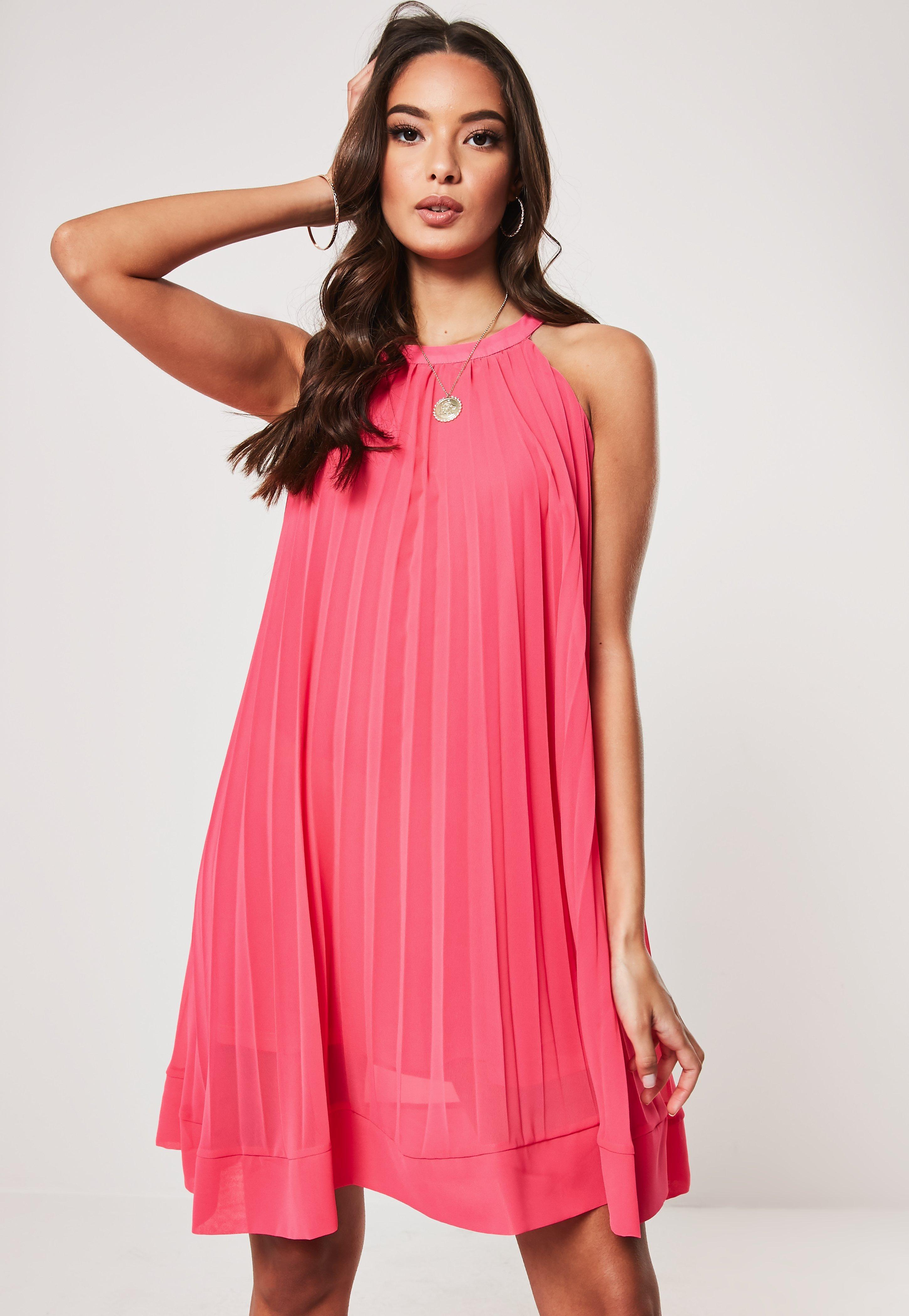 5d5ea6db35382 Swing Dresses | Shop Floaty Dresses - Missguided