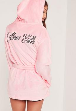Pillow Talk Dressing Gown Pink