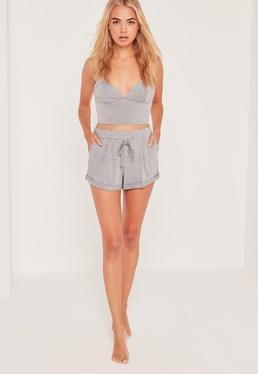 Lounge Pyjama Set Grey