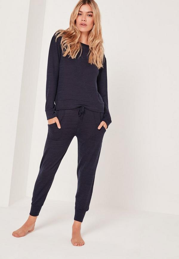 Lounge Tracksuit Blue