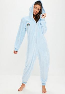 Blue Rainbow Onesie