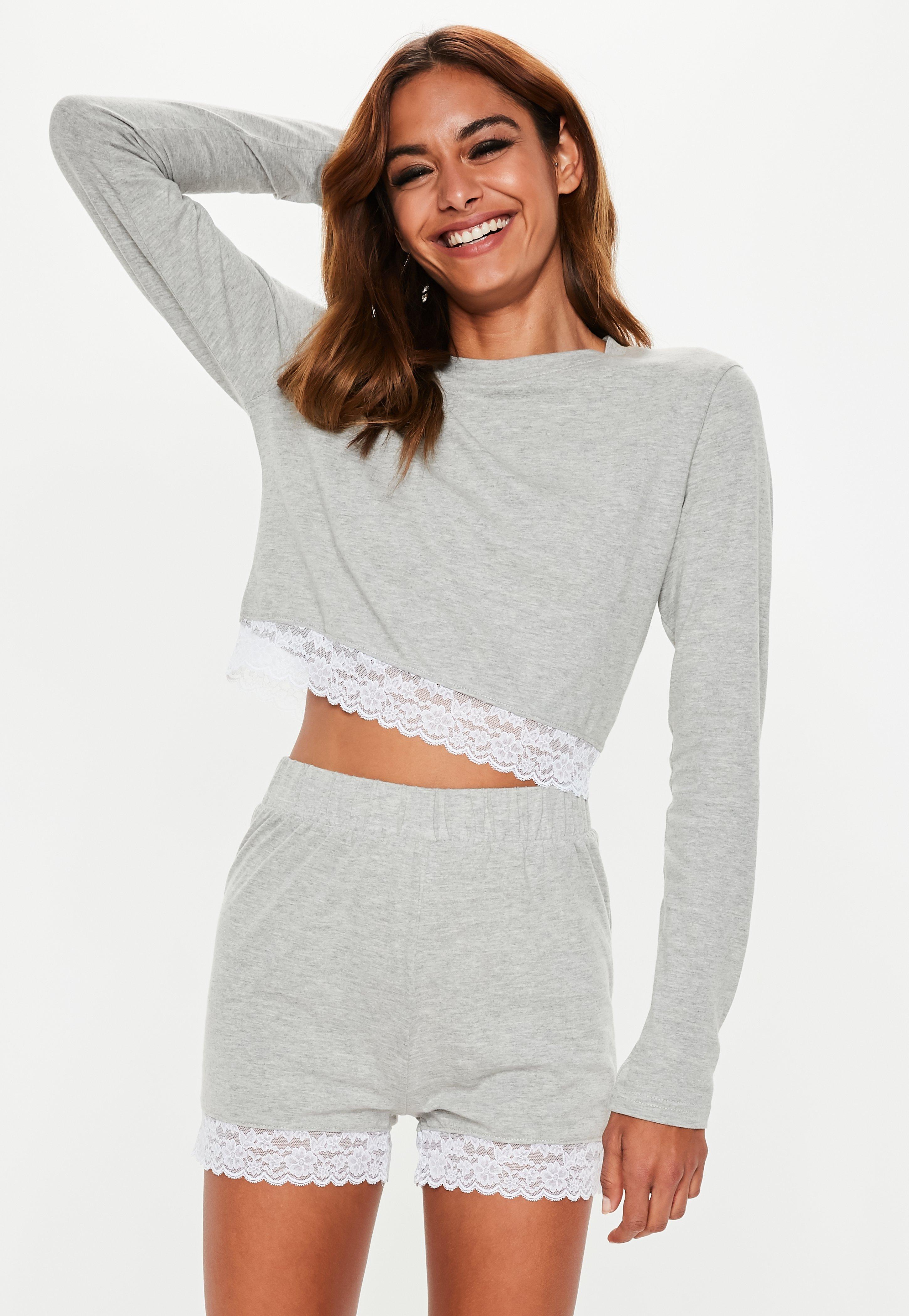 b80747e005ee5 Pyjama femme | Pyjama sexy et satin- Missguided