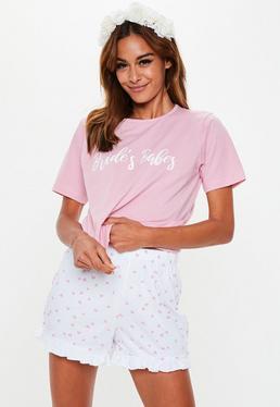 Womens Pyjamas Pjs Silk Satin Pyjama Sets Missguided 2132ee2284bbf