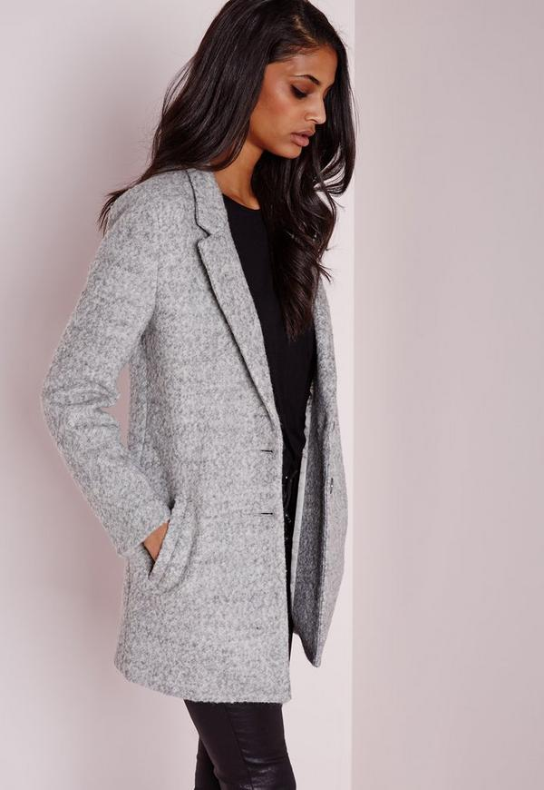 Find grey from the Womens department at Debenhams. Shop a wide range of Coats & jackets products and more at our online shop today. Menu Menu Petite grey short padded coat Save. Was £ Now £ Dorothy Perkins Grey faux fur collar coat.