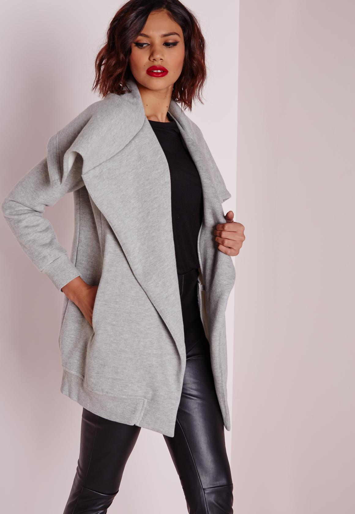 Casual Waterfall Jacket | Missguided