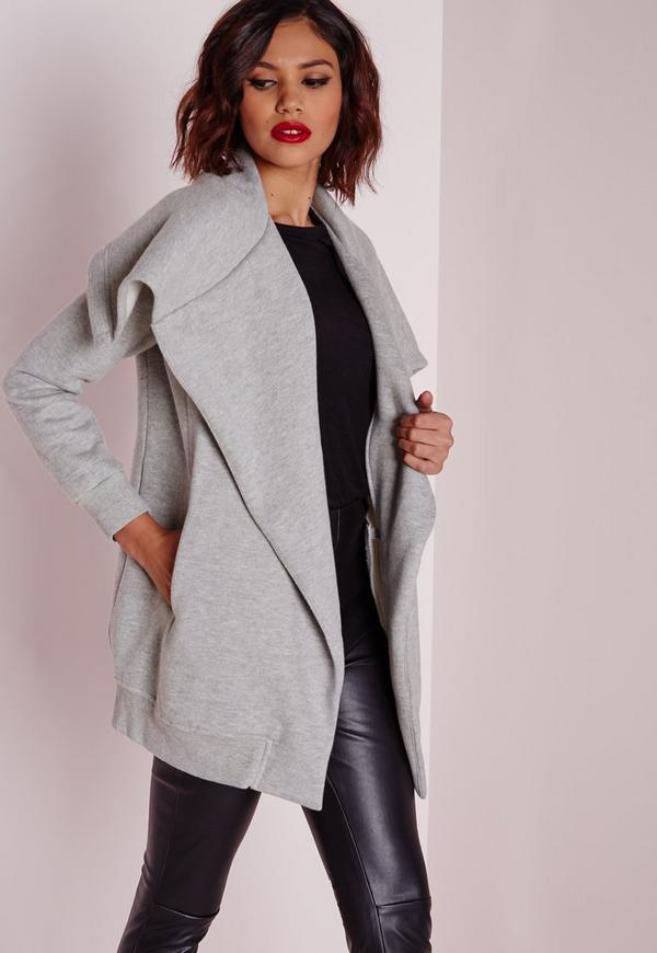 Casual Waterfall Jacket