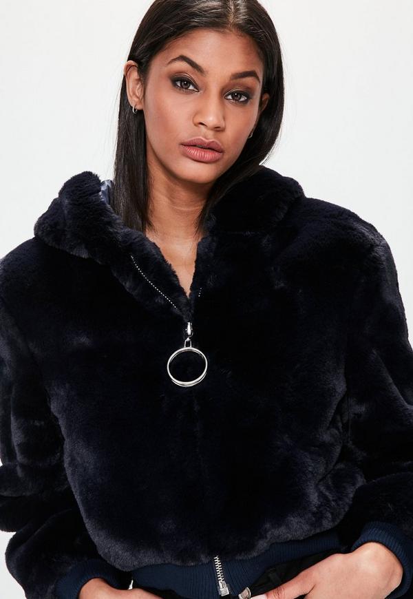 Jackets With Fur Hood