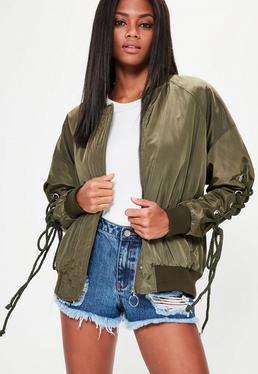 Women's Bomber Jacket - Varsity & Flight Jackets | Missguided