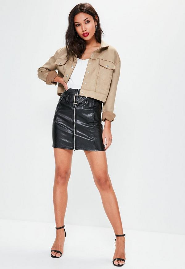 Find cropped beige jacket at ShopStyle. Shop the latest collection of cropped beige jacket from the most popular stores - all in one place.