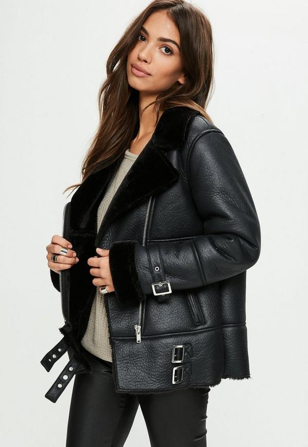 Find aviator jacket women at ShopStyle. Shop the latest collection of aviator jacket women from the most popular stores - all in one place.