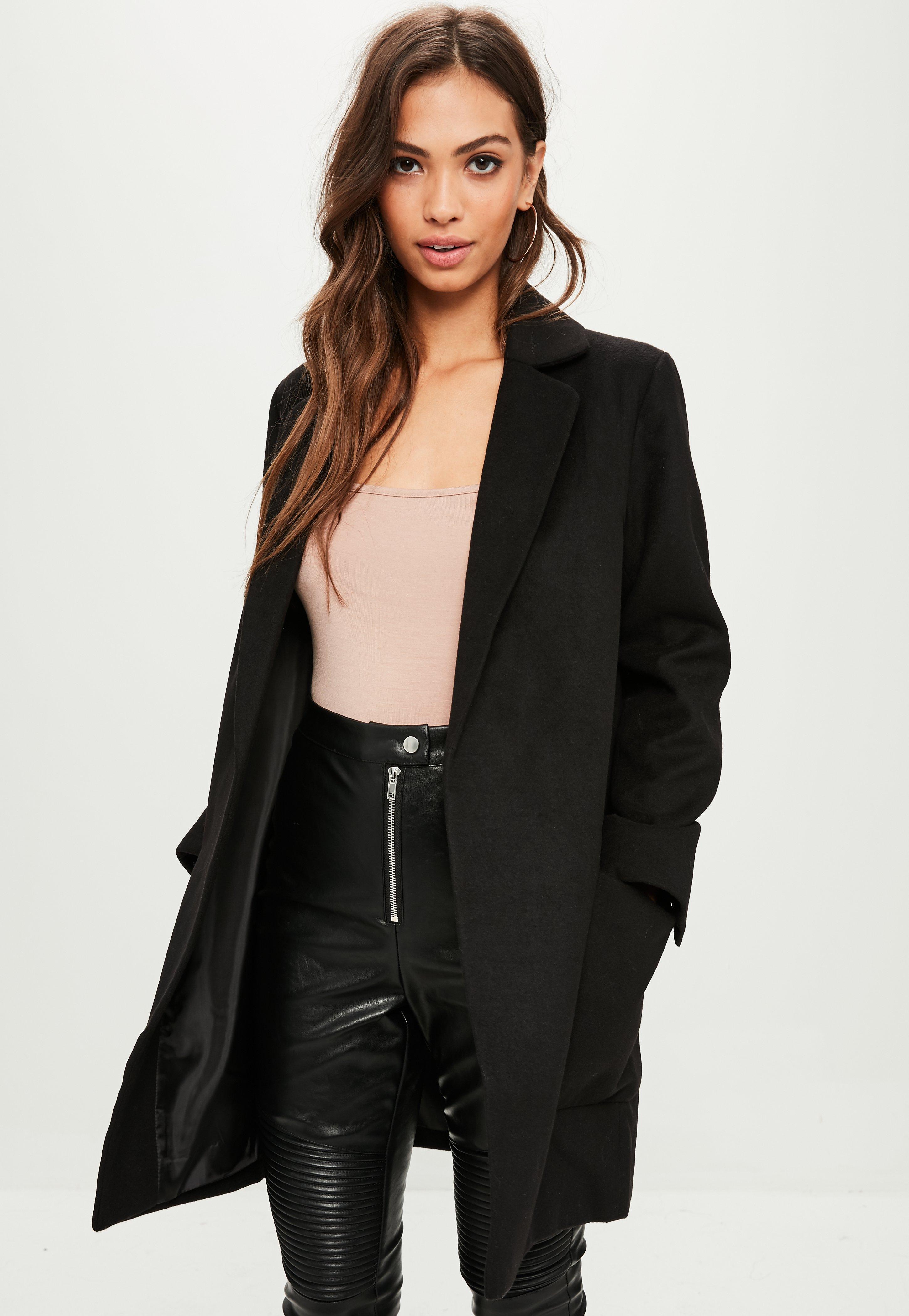 As black as coat