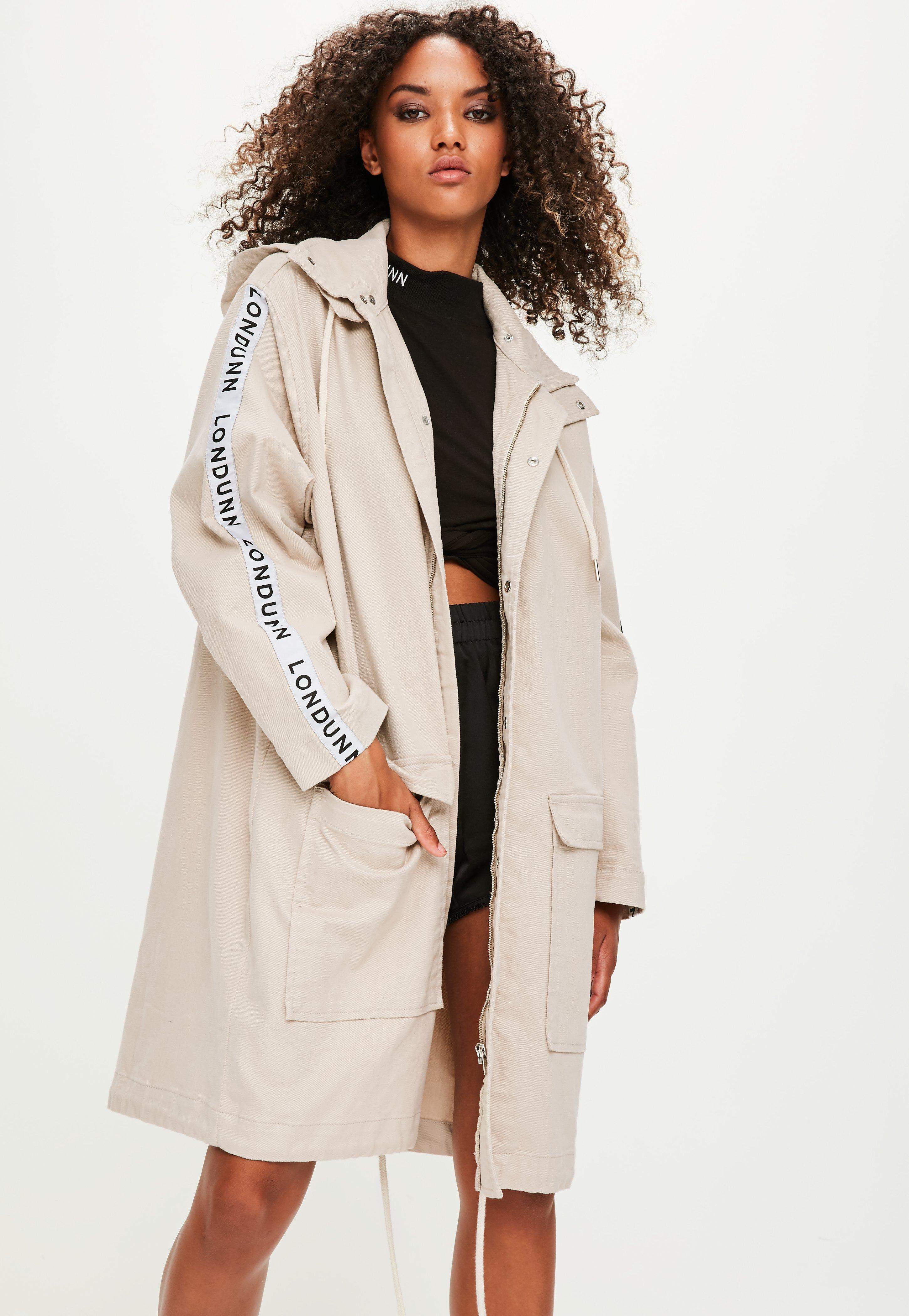 Women's Parka Jackets | Missguided
