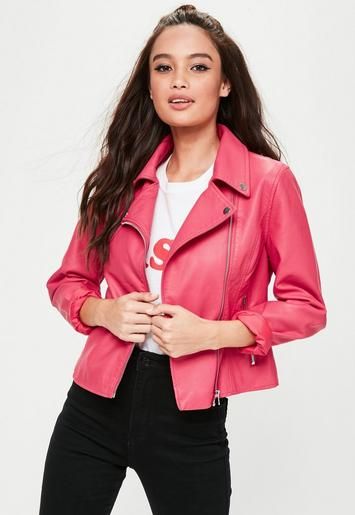 Free shipping and returns on Women's Pink Coats, Jackets & Blazers at bloggeri.tk