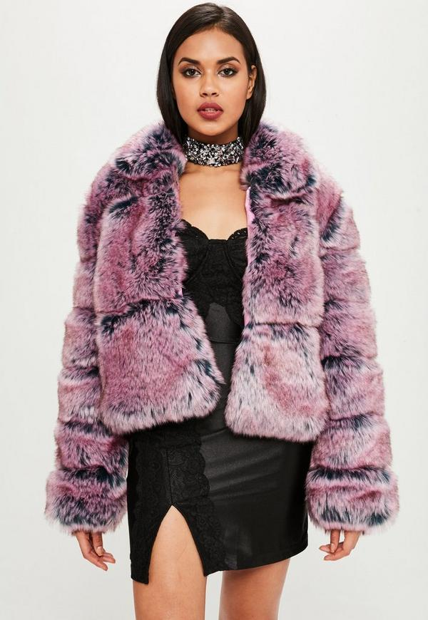 e9c567d32 Carli Bybel X Missguided Pink Puffer Jacket Missguided | 2019 trends ...
