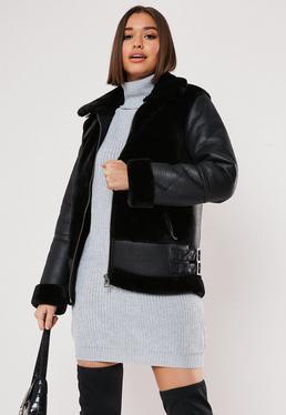 a1c01309 Faux Fur Coats | Shop Faux Fur Jackets - Missguided