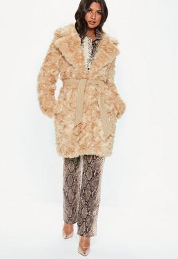 a2071c3024e3 Faux Fur Coats | Shop Faux Fur Jackets - Missguided