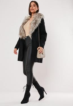 721d620104 Faux Fur Coats | Shop Faux Fur Jackets - Missguided