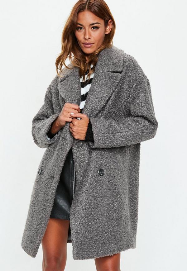 Boucle mantel trend