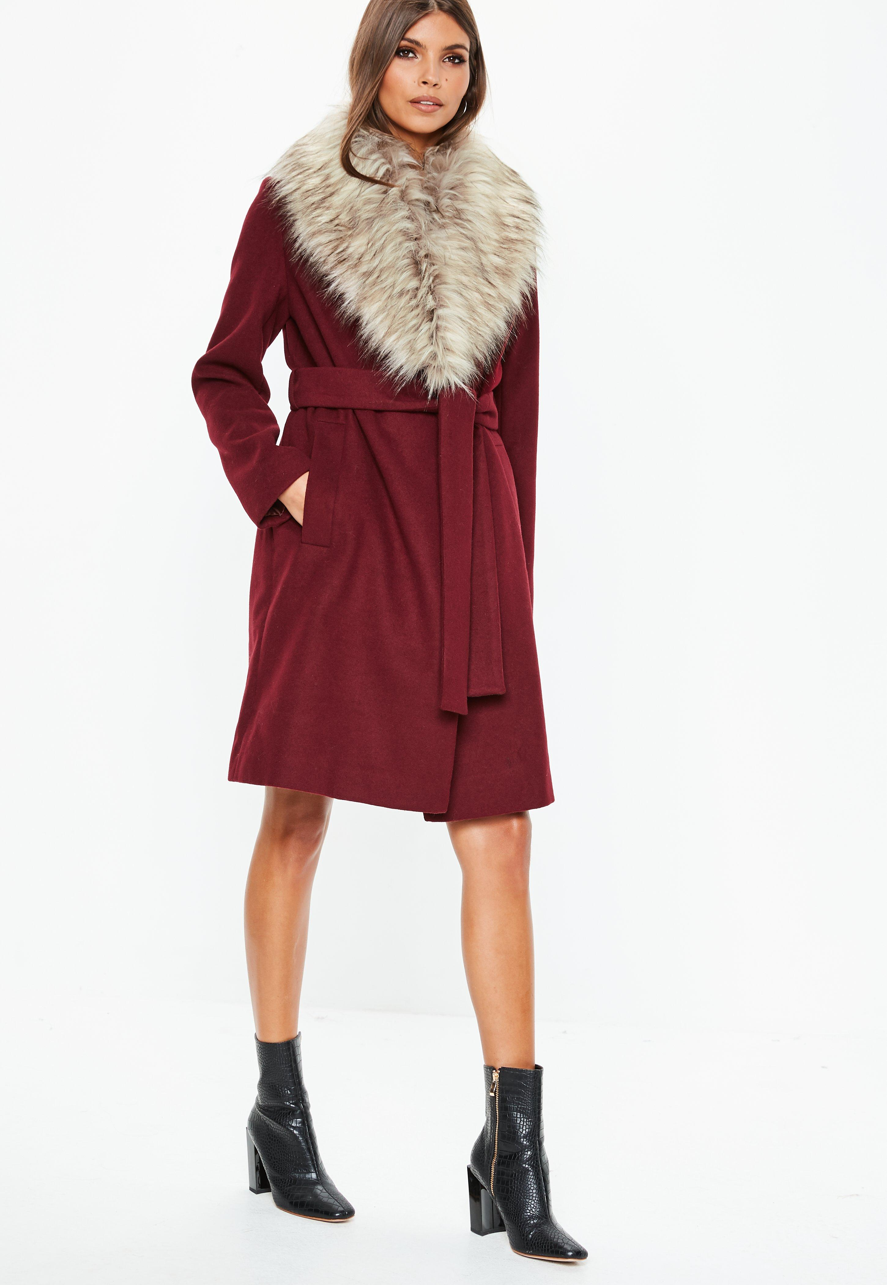 936b6fa37a0 Faux Fur Coats