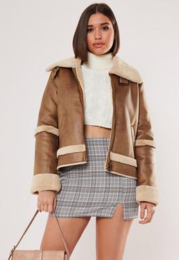 Faux Fur Coats Shop Faux Fur Jackets Missguided