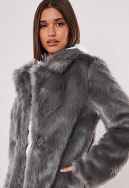4f18154fde Faux Fur Coats | Faux Fur Gilets & Jackets Online - Missguided