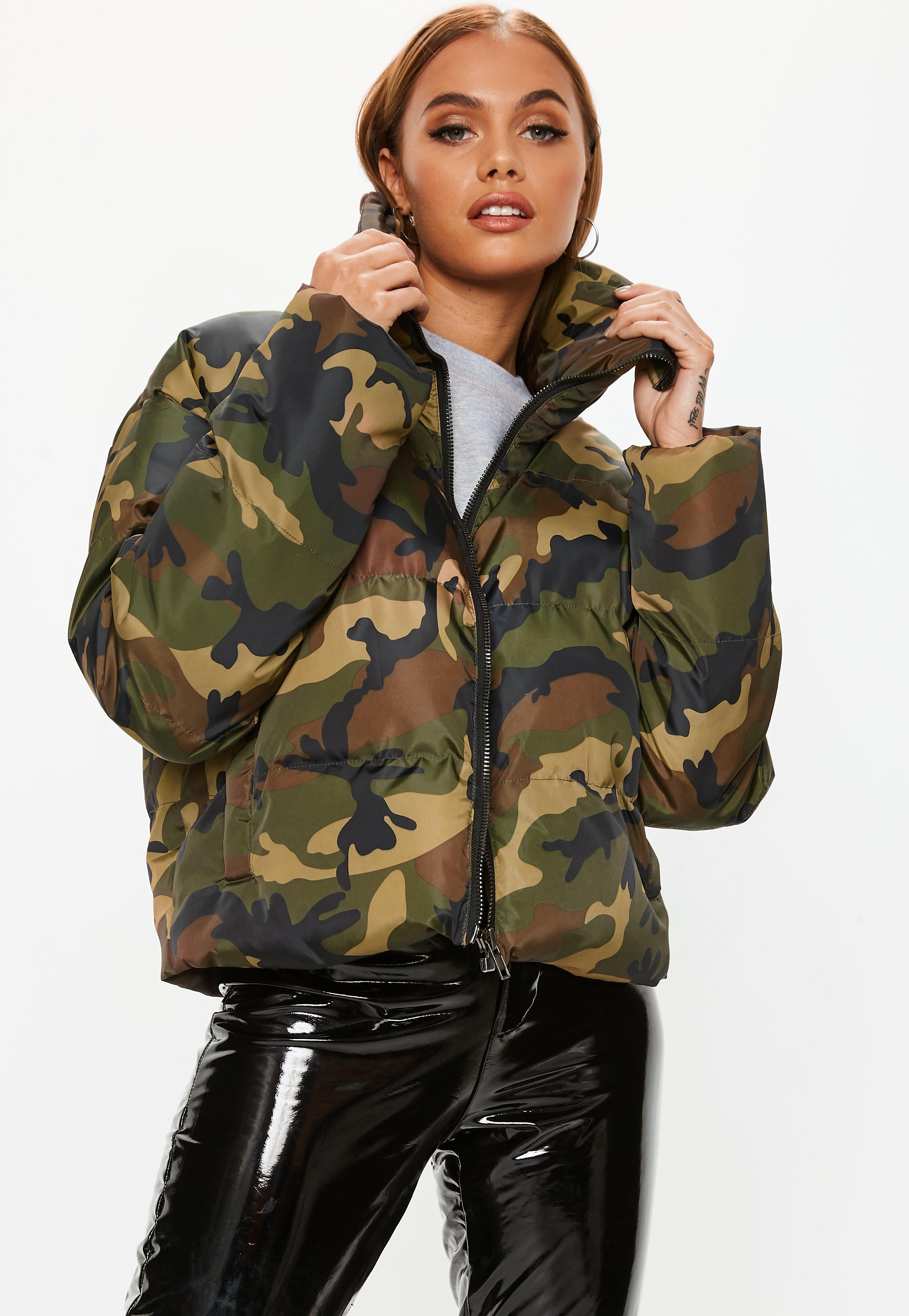 Camouflage Dresses & Tops - Camo Fashion - Missguided