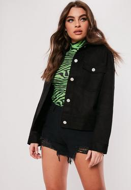 2b519e25be71 Suede Jackets | Women's Faux Suede Coats - Missguided