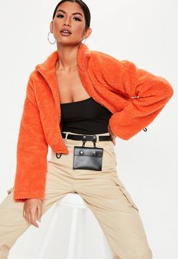 Manteau femme   Veste pour femme en ligne - Missguided f7eafe1f2276