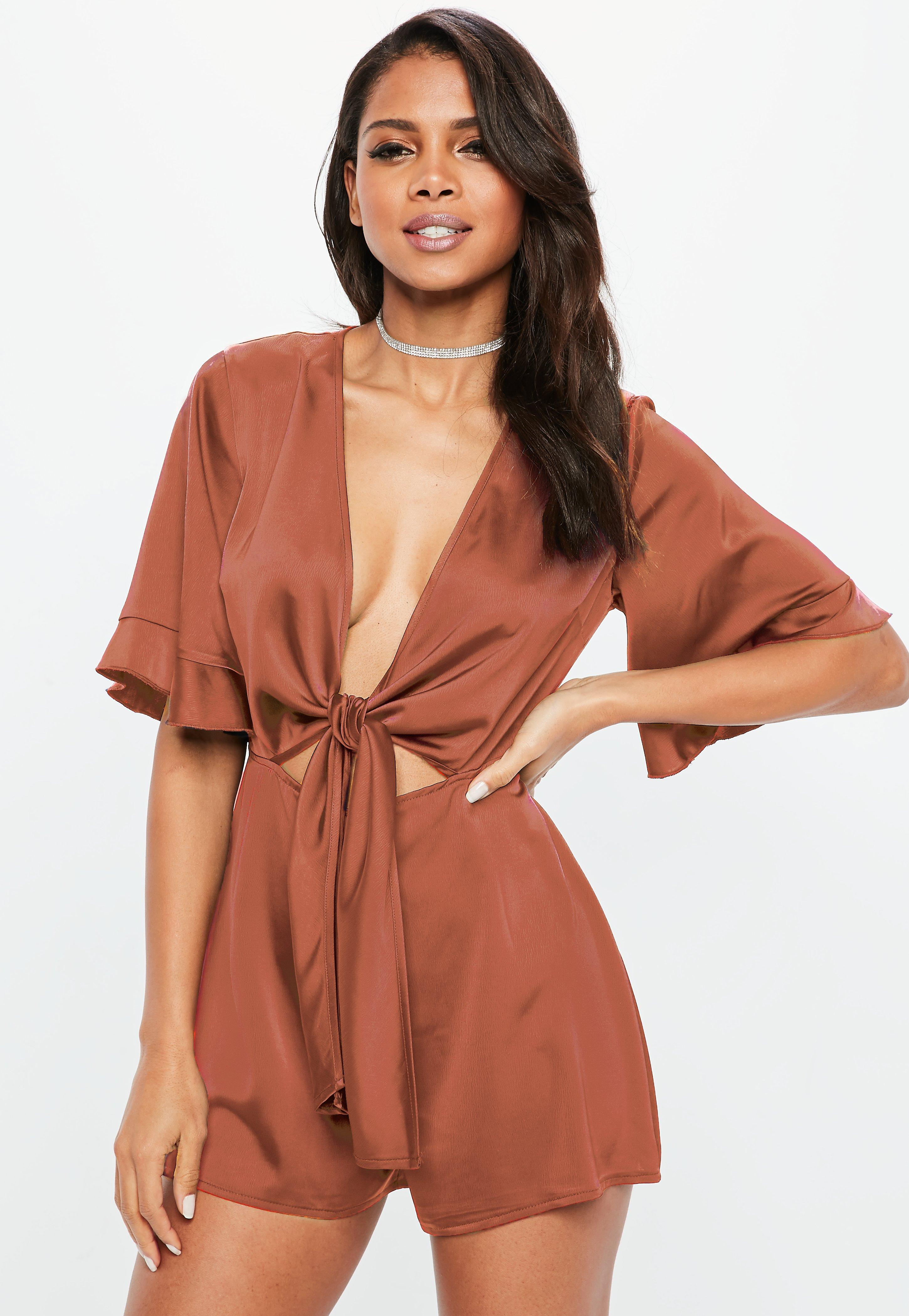 71024f5b0a Holiday Jumpsuits   Playsuits - Missguided