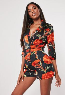 416d7f34a6e Playsuits - Women s Playsuits Online - Missguided