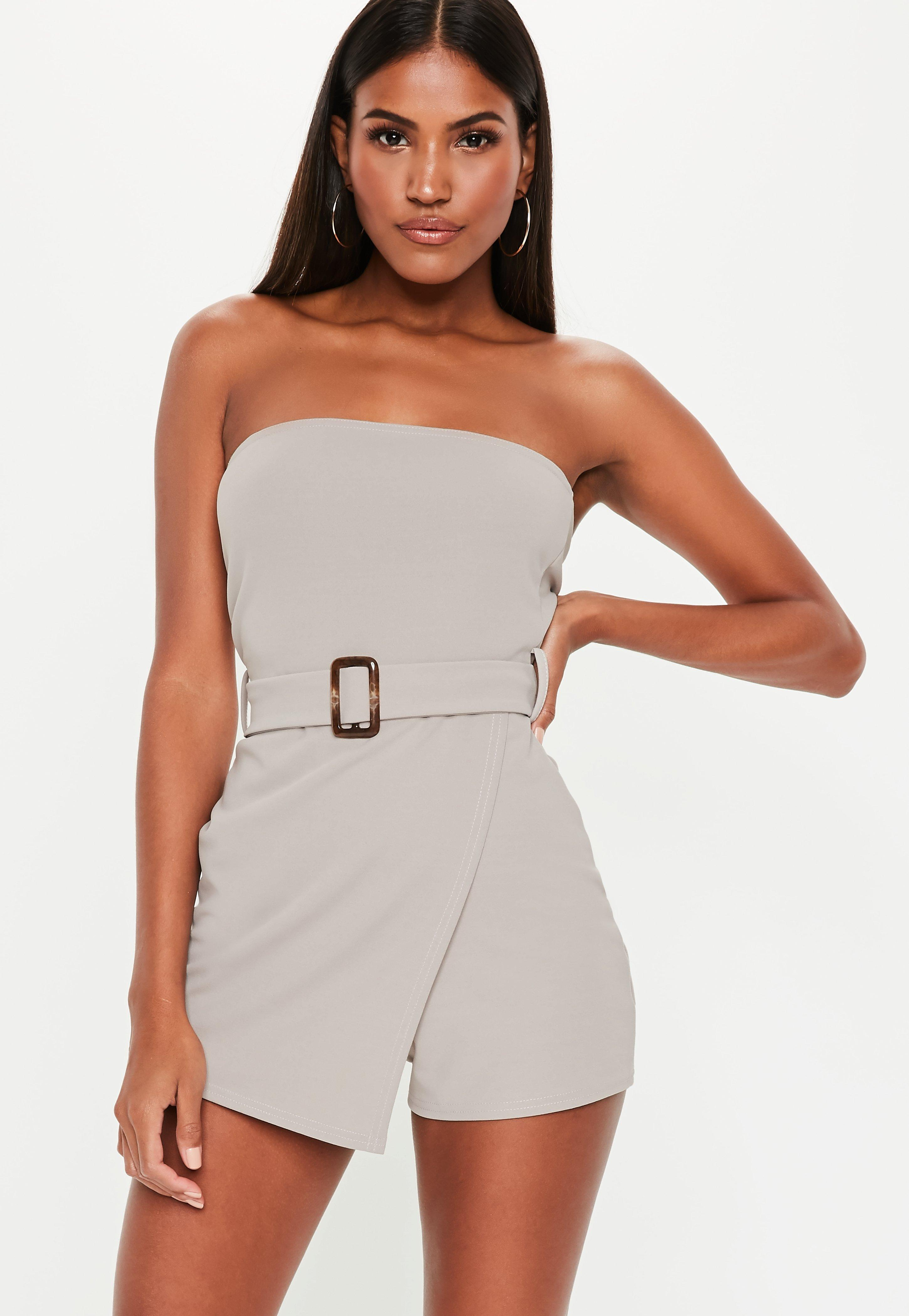 e36c19ba8db Rompers for Women - off the Shoulder Rompers 2019