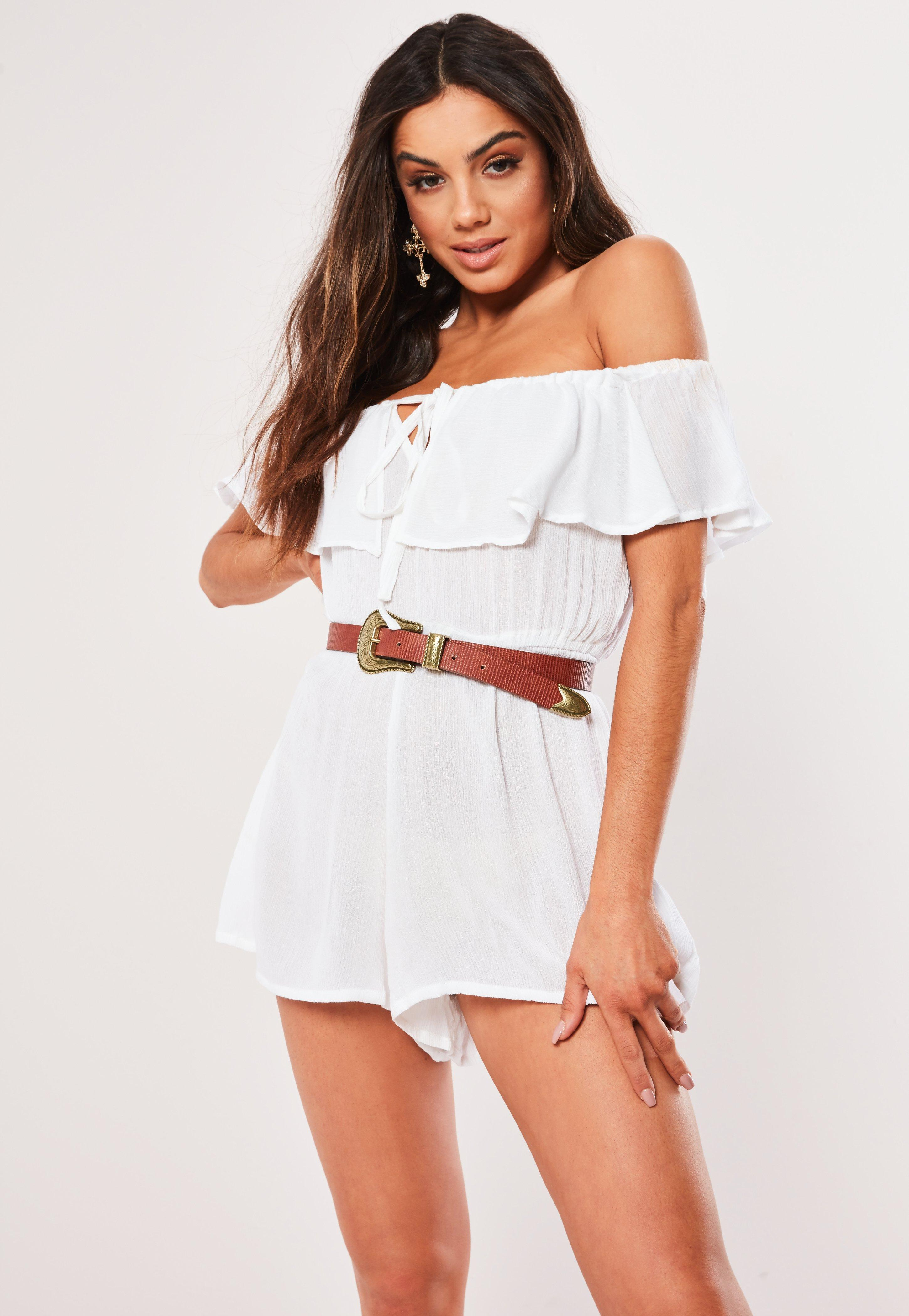 3bb1fb23496 Bardot Playsuits