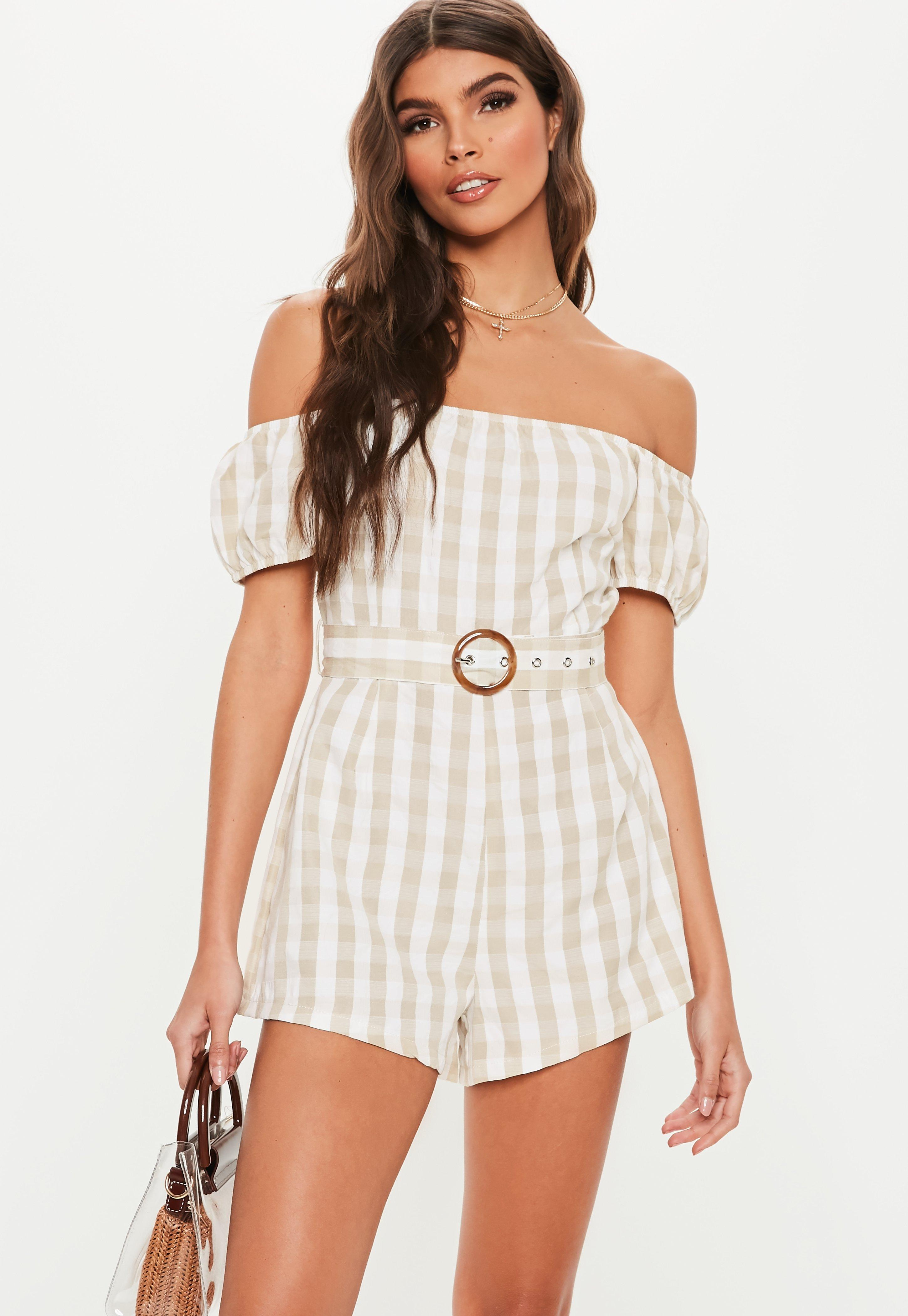 7a78ae3f533 Grey Rompers